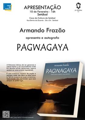 Apresentação de Pagwagaya em Setúbal